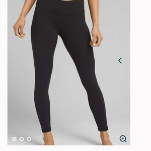 PrAna Black 7/8 Legging Size XS